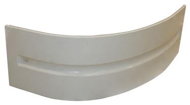 Vanni esipaneel, 170x42 cm, valge