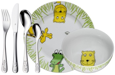 WMF Safari Children's Cutlery Set 6pcs