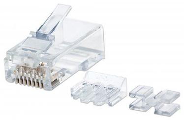 Intellinet Modular Plug RJ45 8P8C Cat6A UTP x 80