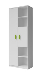 Idzczak Meble Smyk 10 Shelf White/Green