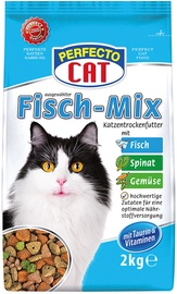Perfecto Cat Premium Fish Mix 2kg