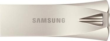 USB mälupulk Samsung BAR Plus Champagne Silver, USB 2.0, 128 GB