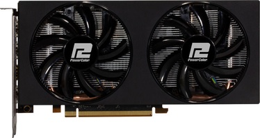 PowerColor Radeon RX 5600 XT OC V2 6GB GDDR6 PCIE AXRX 5600XT 6GBD6-3DHV2/OC