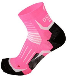 Mico Medium Running Sock Oxi-Jet Pink 41-43
