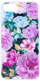 Mocco Spring Back Case For Samsung Galaxy S8 Pink Peonies
