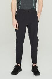 Audimas Tapered Fit Pants 2111-448 Black 176/L