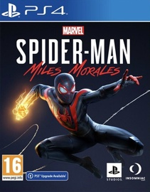 Marvel's Spider-Man: Miles Morales Standard Edition PS4