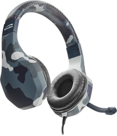 Speedlink Raidor Over-Ear Gaming Headphones Black