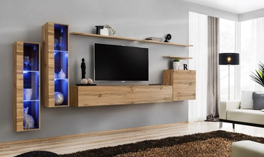 ASM Switch XI Wall Unit Wotan Oak