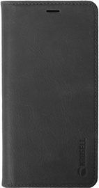 Krusell Loka 2in1 Wallet Case For Huawei P30 Black