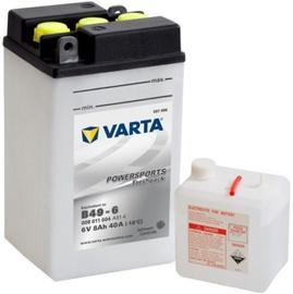 Аккумулятор Varta Powersports Freshpack SLI B49-6, 6 В, 8 Ач