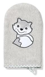 BabyOno Natural Bamboo Bath Washer Grey 347/03