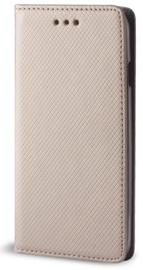 TakeMe Smart Magnetic Fix Book Case For Xiaomi Redmi Note 9 Pro Gold