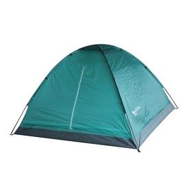 Kolmekohaline telk Royokamp 100203, sinine/roheline