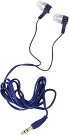 Freestyle Universal In-Ear Stereo Earphones Blue
