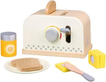 New Classic Toys Toaster Set White 10706
