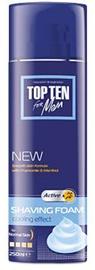 Rubella Top Teen Active Shave Foam 250ml