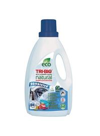 Жидкое моющее средство Tri-Bio Sensitive, 1.42 л