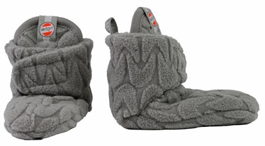 Lodger Baby Slippers Empire Sharkskin 6-12m