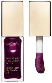 Бальзам для губ Clarins Instant Light Lip Comfort Oil Blackberry, 7 мл