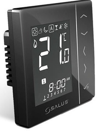 Salus Controls Termostat VS10BRF 230V Black
