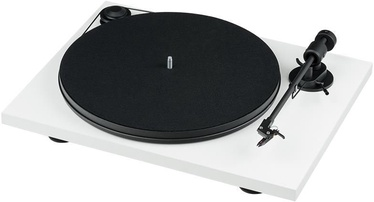 Pro-Ject Primary E Phono Belt-Drive Audio Turntable White