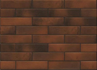 Cerkolor Clinker Tiles Brick 24.5x6.5cm