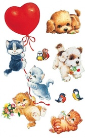Herlitz Stickers Cats/Dogs