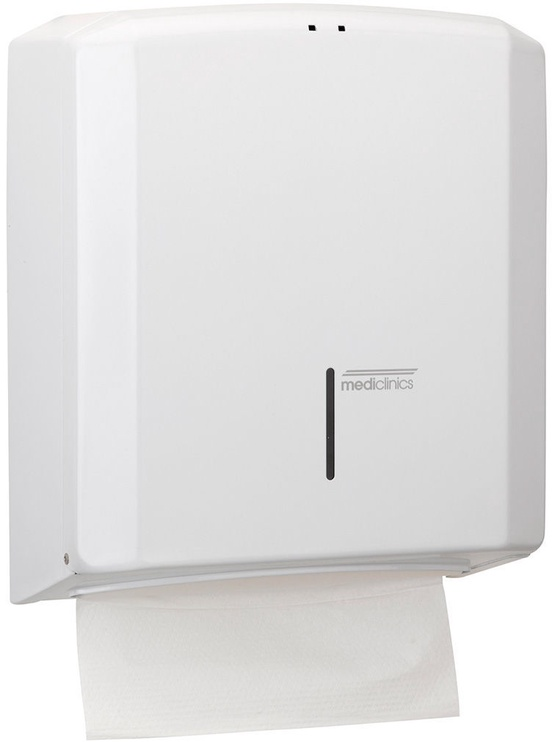 Mediclinics Paper Towel Dispenser White