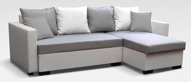 Угловой диван Platan Karol 06 Grey, 230 x 140 x 80 см