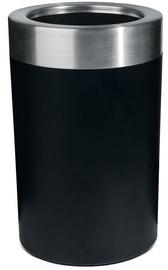 Emsa Bottle Cooling Bowl Thermo 9.5x20cm Black
