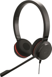 Jabra Evolve 30 II Headset Black