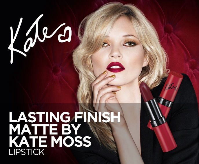 Rimmel London Lasting Finish By Kate Lipstick Matte 4g 111