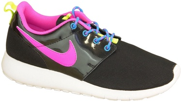 Nike Running Shoes Roshe One Gs 599729-011 Black 37.5