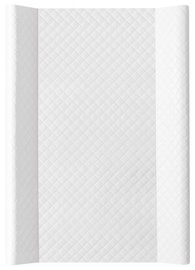 Ceba Baby Caro Hard Changing Mat 50x70cm White