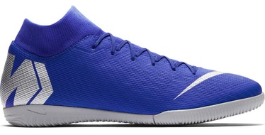 Nike Mercurial Superfly 6 Academy IC AH7369 400 Blue 44