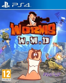 Worms: W.M.D. PS4