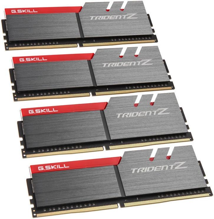 G.SKILL Trident Z 64GB 3200MHz CL14 DDR4 KIT OF 4 F4-3200C14Q-64GTZ