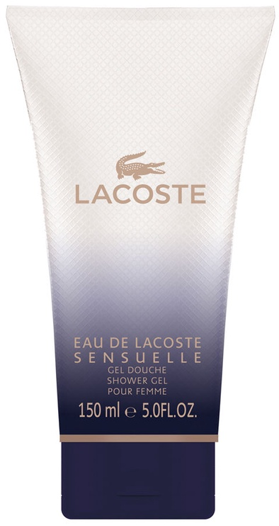 Lacoste Eau de Lacoste Sensuelle 150ml Shower Gel