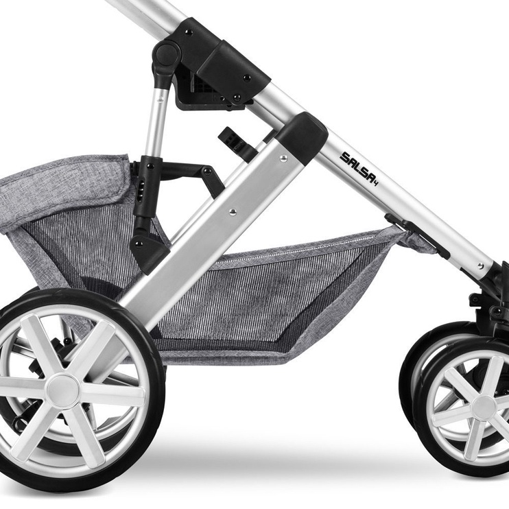 ABC Design Salsa 4 Stroller 2in1 Graphite Grey
