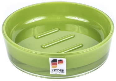 Ridder Soap Tray Disco Green