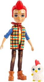 Nukk Mattel Enchantimals Redward Rooster & Cluck GJX39