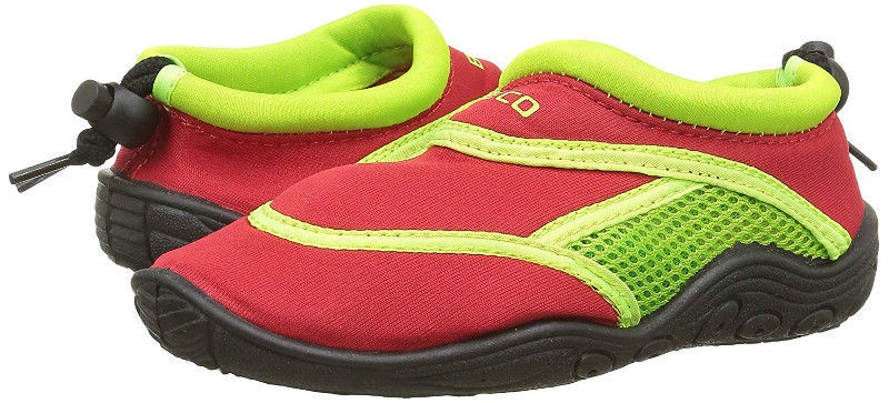 Beco Children Swimming Shoes 9217158 Red/Green 35