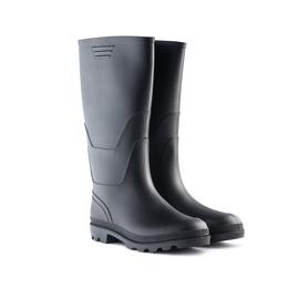 SN Men Rubber Boots 900P Long 42 Black