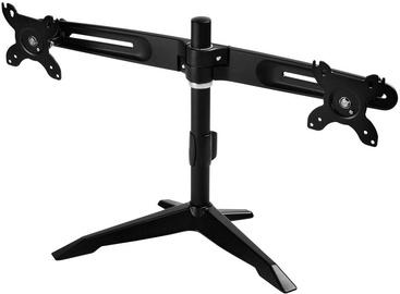 SilverStone SST-ARM23BS Dual Arm Black
