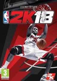 NBA 2K18 Legend Edition SWITCH