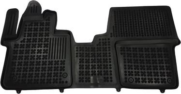 REZAW-PLAST Peugeot Traveller 2016 Front Rubber Floor Mats