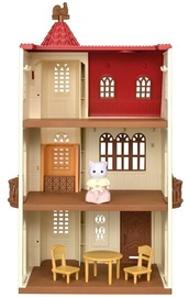 Epoch Sylvanian Families Red Roof Tower Home 5400