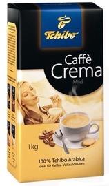 Tchibo Cafe Crema Mild Coffee Beans 1kg