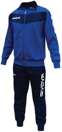 Givova Visa Blue Navy XL